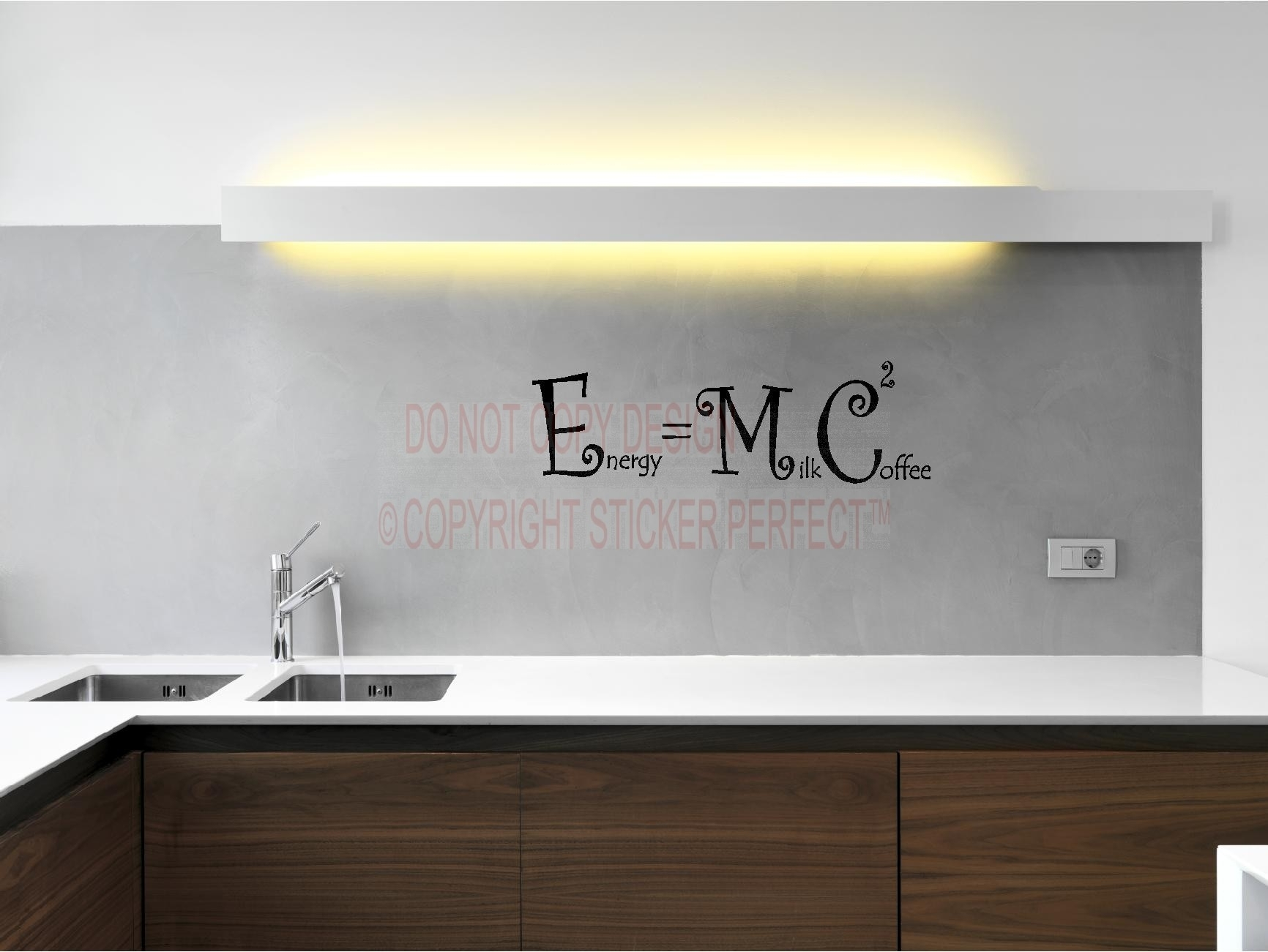 Wall Decor : Kitchen Wall Decals Quotes Black And White Kitchen Pertaining To 2017 Wall Accents Stickers (View 15 of 15)