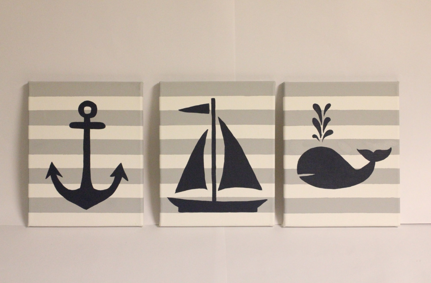 Wall Decor Nautical | New Interior Design For Most Recently Released Etsy Wall Accents (View 14 of 15)