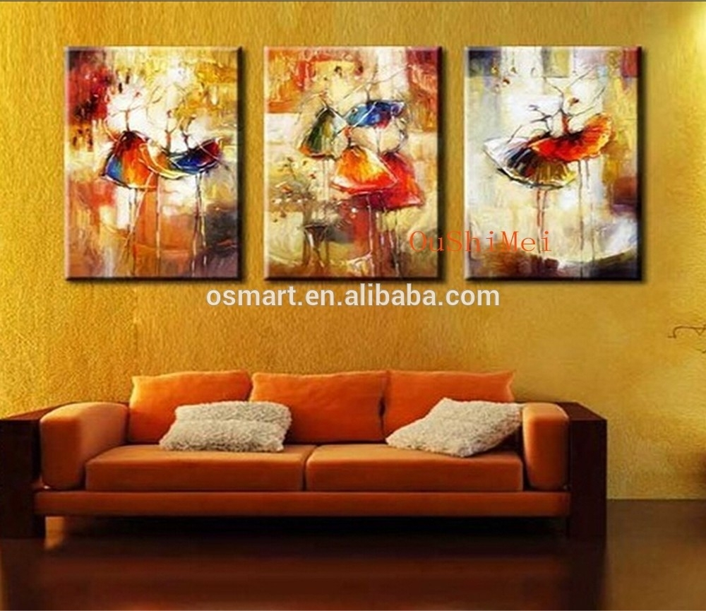 Wall Paint Designs For Bedrooms, Wall Paint Designs For Bedrooms With Regard To Most Up To Date Fabric Painting Wall Art (View 10 of 15)