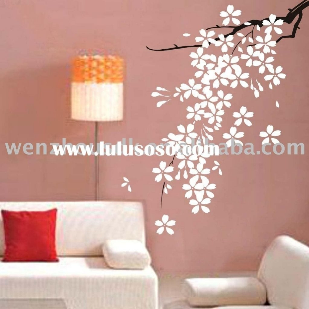 Wall Stickers Decoration For Home Creative And Innovative For Best And Newest Wall Accents Stickers (View 3 of 15)