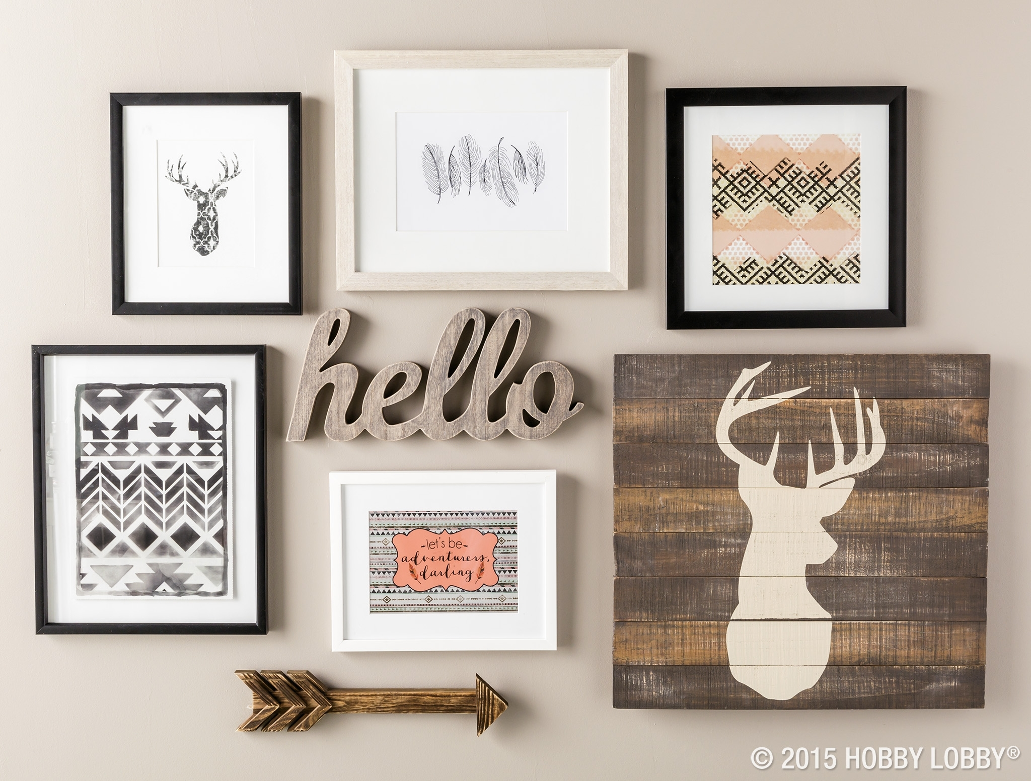 Whether Your Style Is Kooky, Classic Or Rustic Chic, We've Got Inside Most Popular Rustic Wall Accents (View 12 of 15)