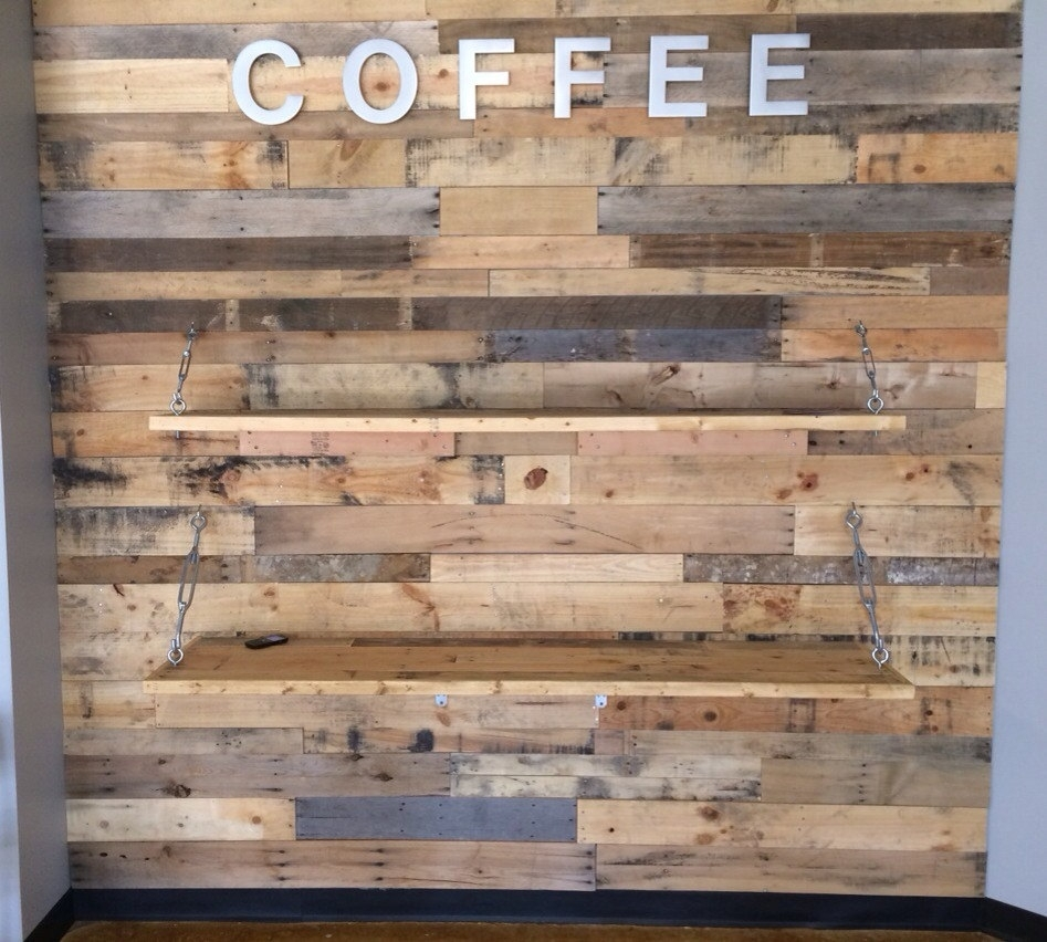 Wood Wall Accent Wooden Accent Wall Living Room Decor With Best And Newest Wood Wall Accents (View 11 of 15)