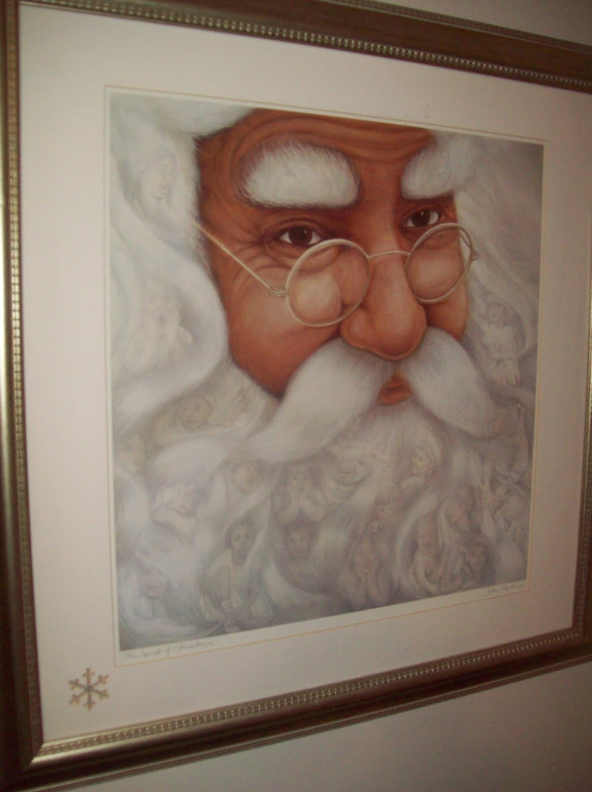 Zanymayd: Gift From The Heart In Most Recently Released Christmas Framed Art Prints (View 7 of 15)
