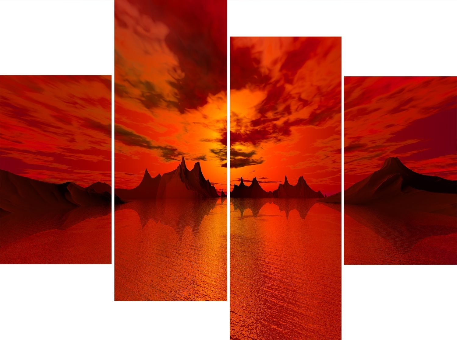 Zspmed Of Orange Wall Art Awesome In Home Decor Ideas With Orange Throughout Latest Orange Canvas Wall Art (Gallery 3 of 15)