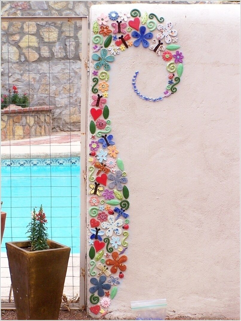 10 Mosaic Wall Art Ideas That Will Leave You Mesmerized Inside Current Mosaic Wall Art (View 1 of 15)