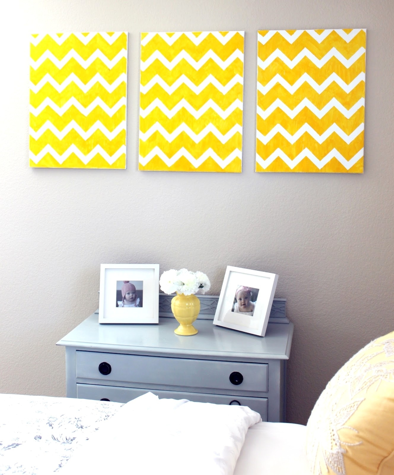 13 Diy Chevron Wall Art – Thebusinessuk Regarding Most Current Chevron Wall Art (View 1 of 20)