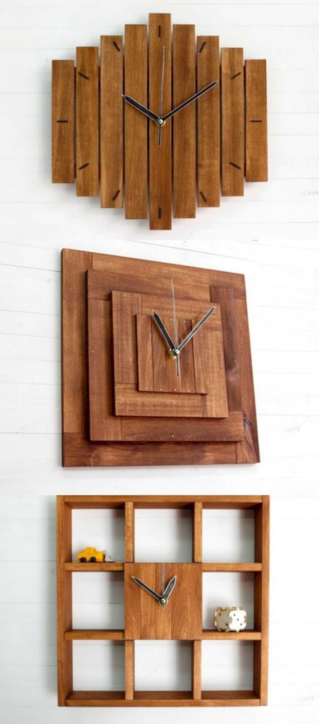 15 Home Decoration Ideas To Bring Out A Rustic Flair | Pinterest In Most Up To Date Wooden Wall Art (View 2 of 15)