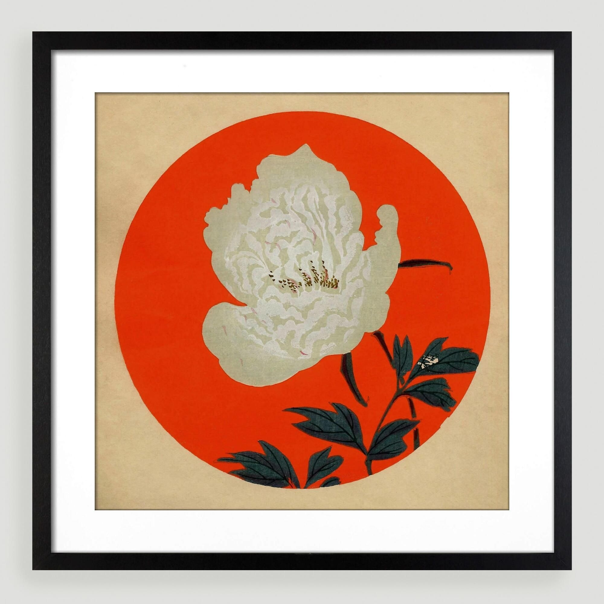 18th Century Japanese Wall Art | World Market | Home Goods, Decor Within Best And Newest World Market Wall Art (View 16 of 20)