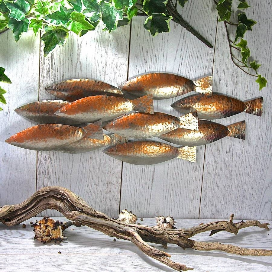 19 Startling Outdoor Wall Decor Ideas Which Are Magnificent Intended For Recent Outdoor Wall Art Decors (View 20 of 20)