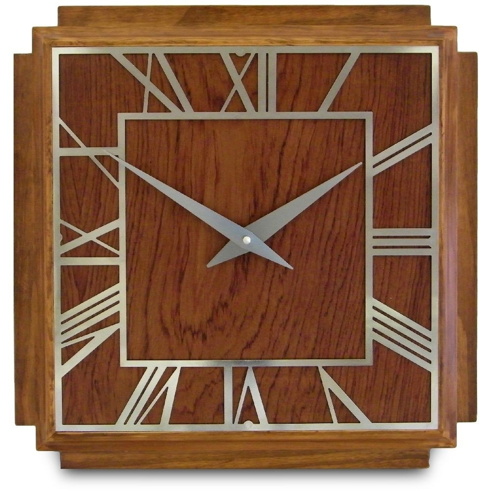 Featured Photo of Art Deco Wall Clock
