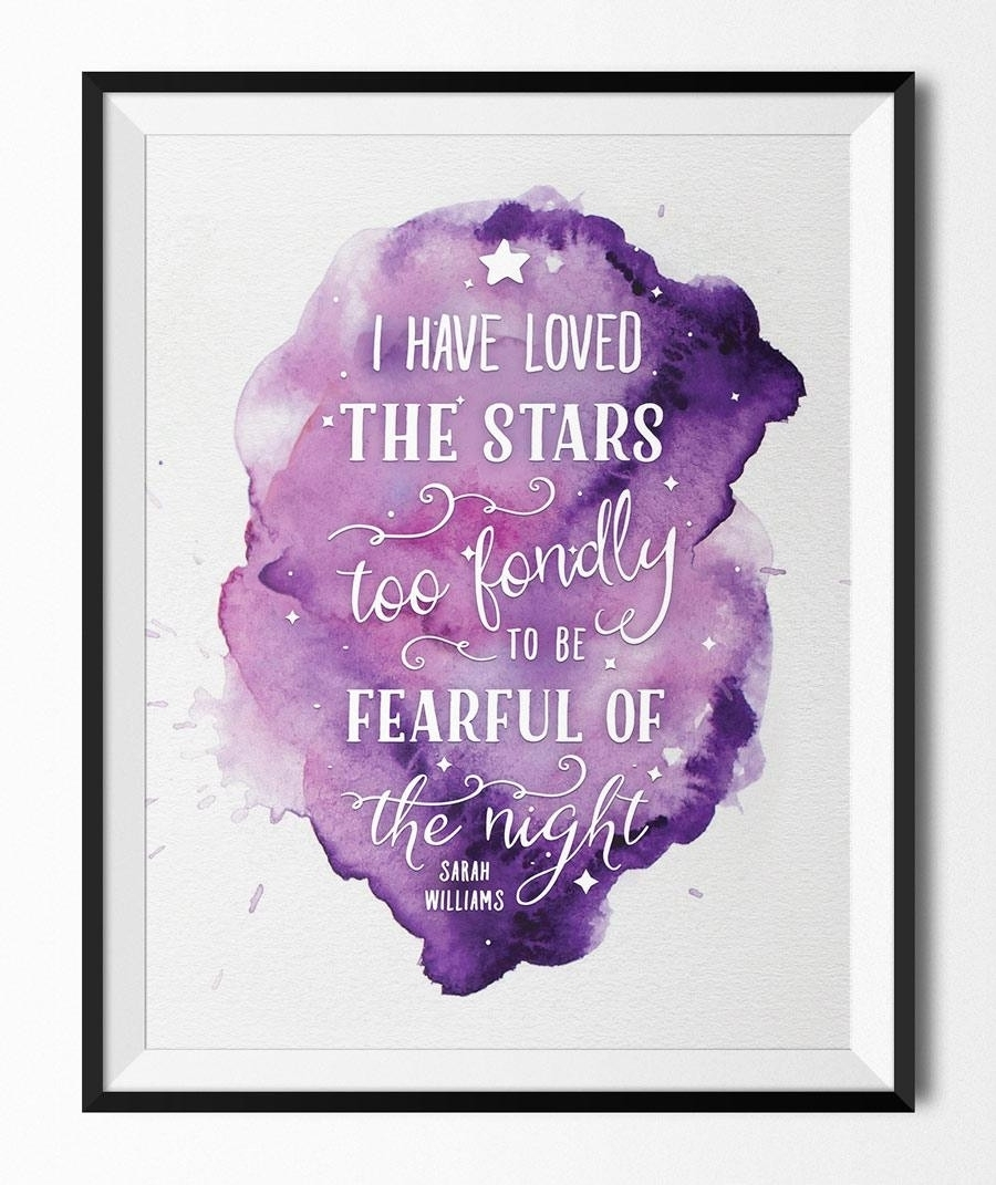 20 Best Ideas Printable Wall Art Quotes For Pictures – Classicoldsong With Regard To Most Recently Released Printable Wall Art (View 12 of 20)