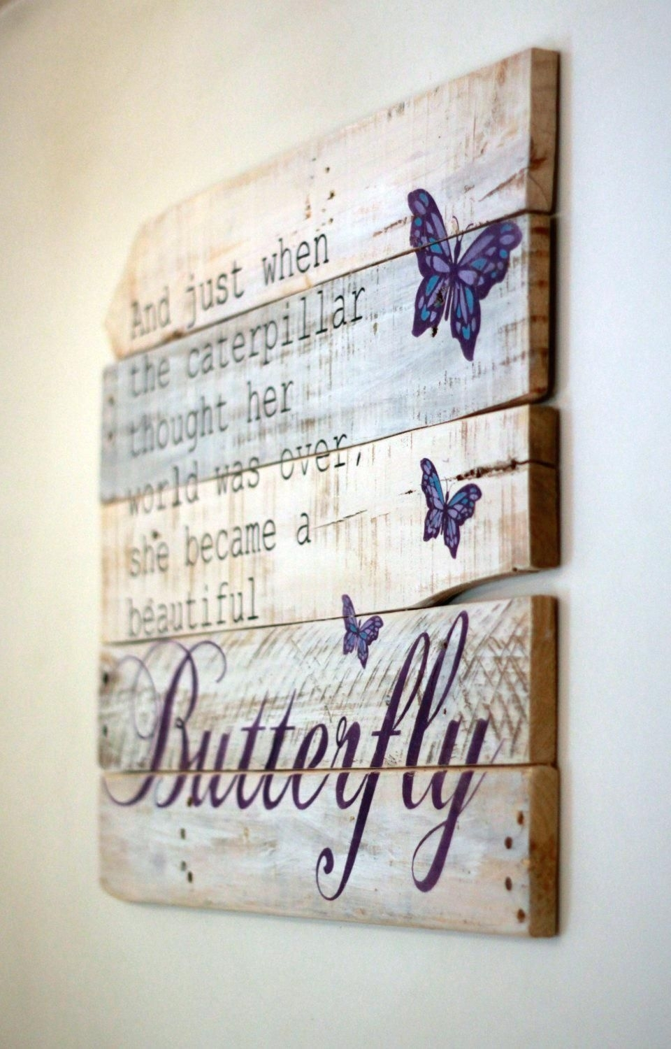 20 Top Wooden Wall Art Quotes Wall Art Ideas, Wooden Wall Art With Regard To Most Recently Released Wood Wall Art Quotes (View 1 of 20)