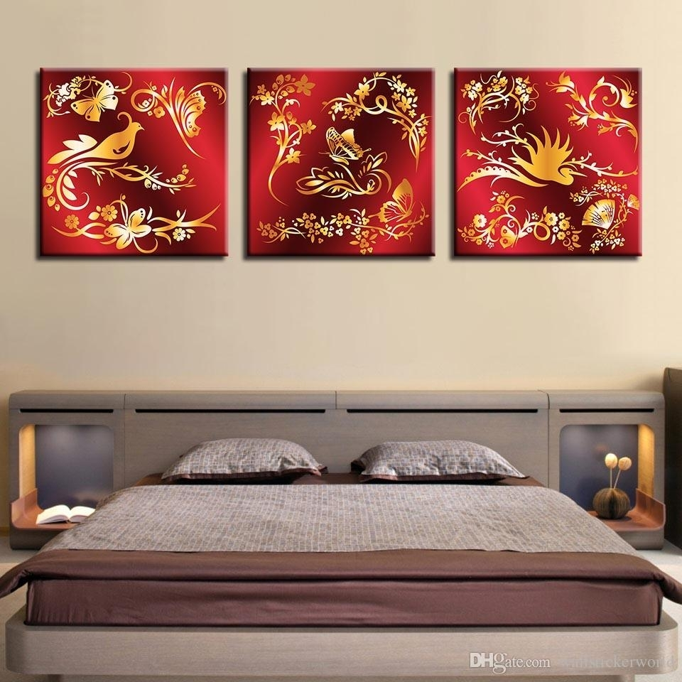2018 Canvas Wall Art Pictures Framework For Living Room Decor Bird Regarding Recent Bird Framed Canvas Wall Art (View 1 of 20)