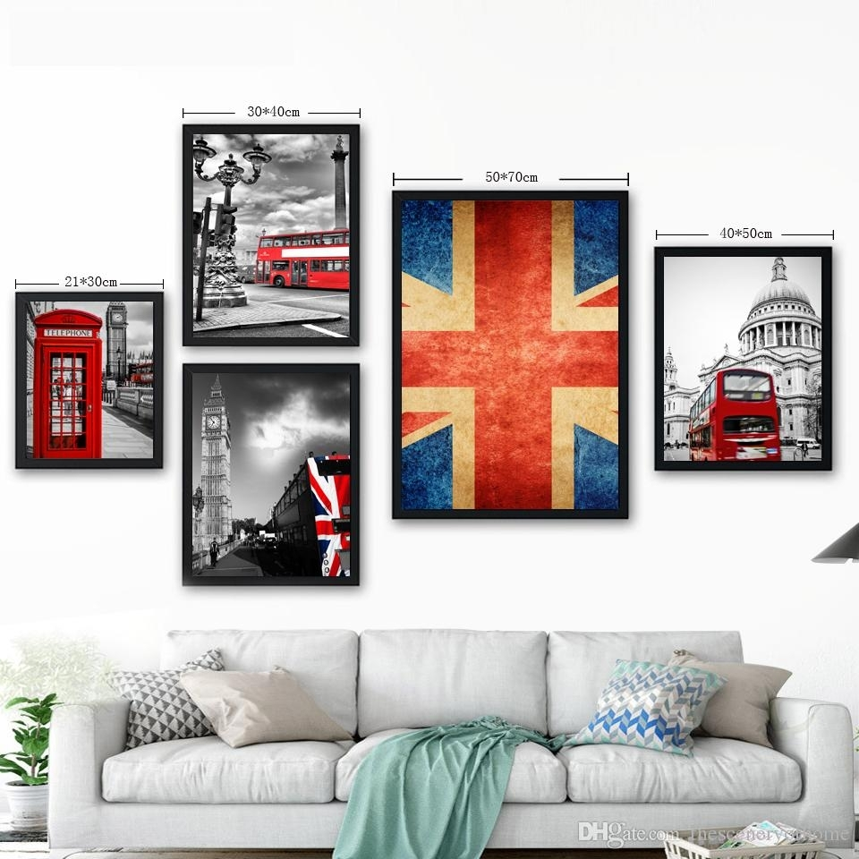 2018 Modern Home Decoration Home Life Wall Art Fashion Wall Poster For Latest Fashion Wall Art (View 2 of 20)