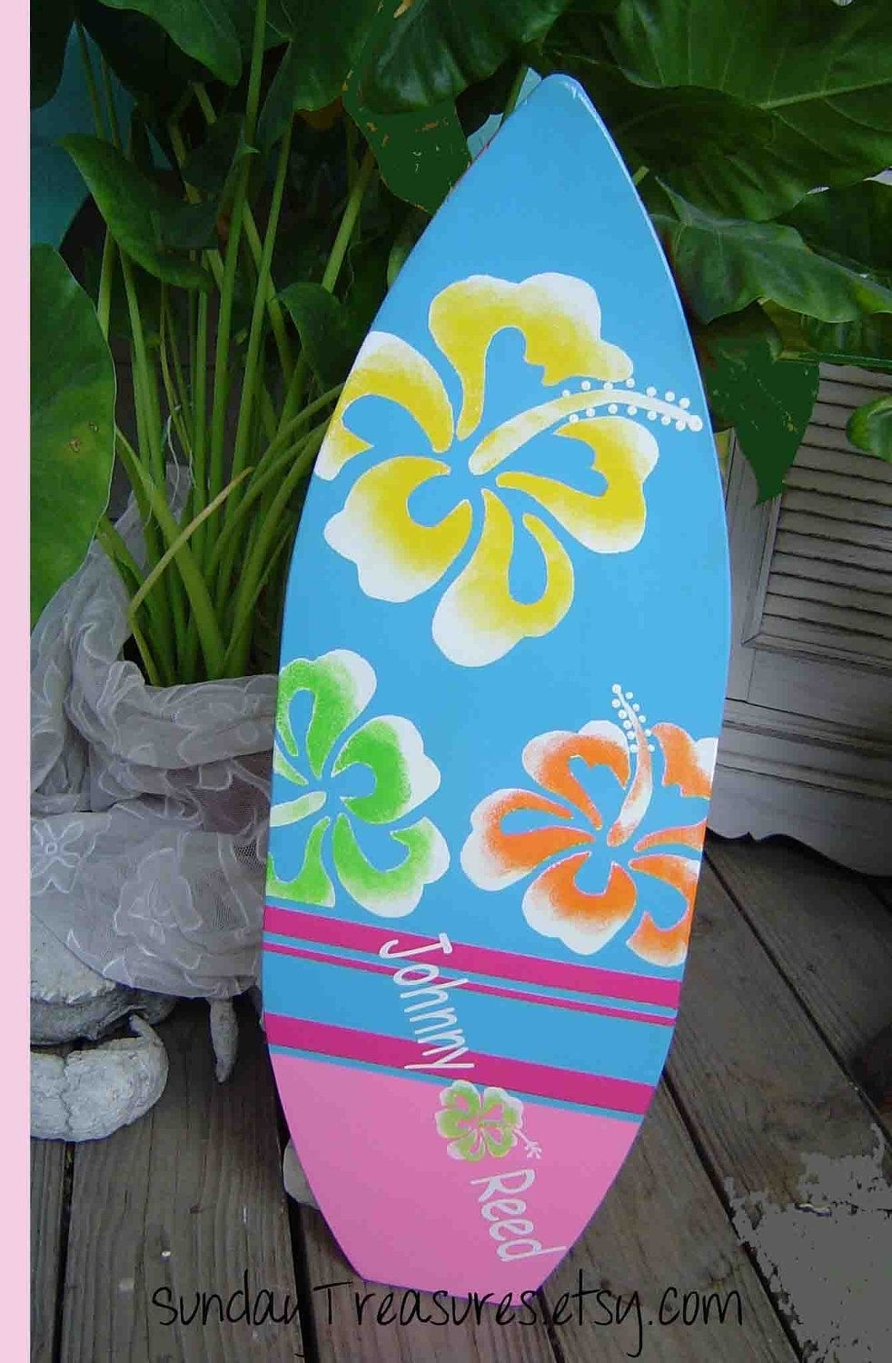 27 Inch Surfboard (View 2 of 20)