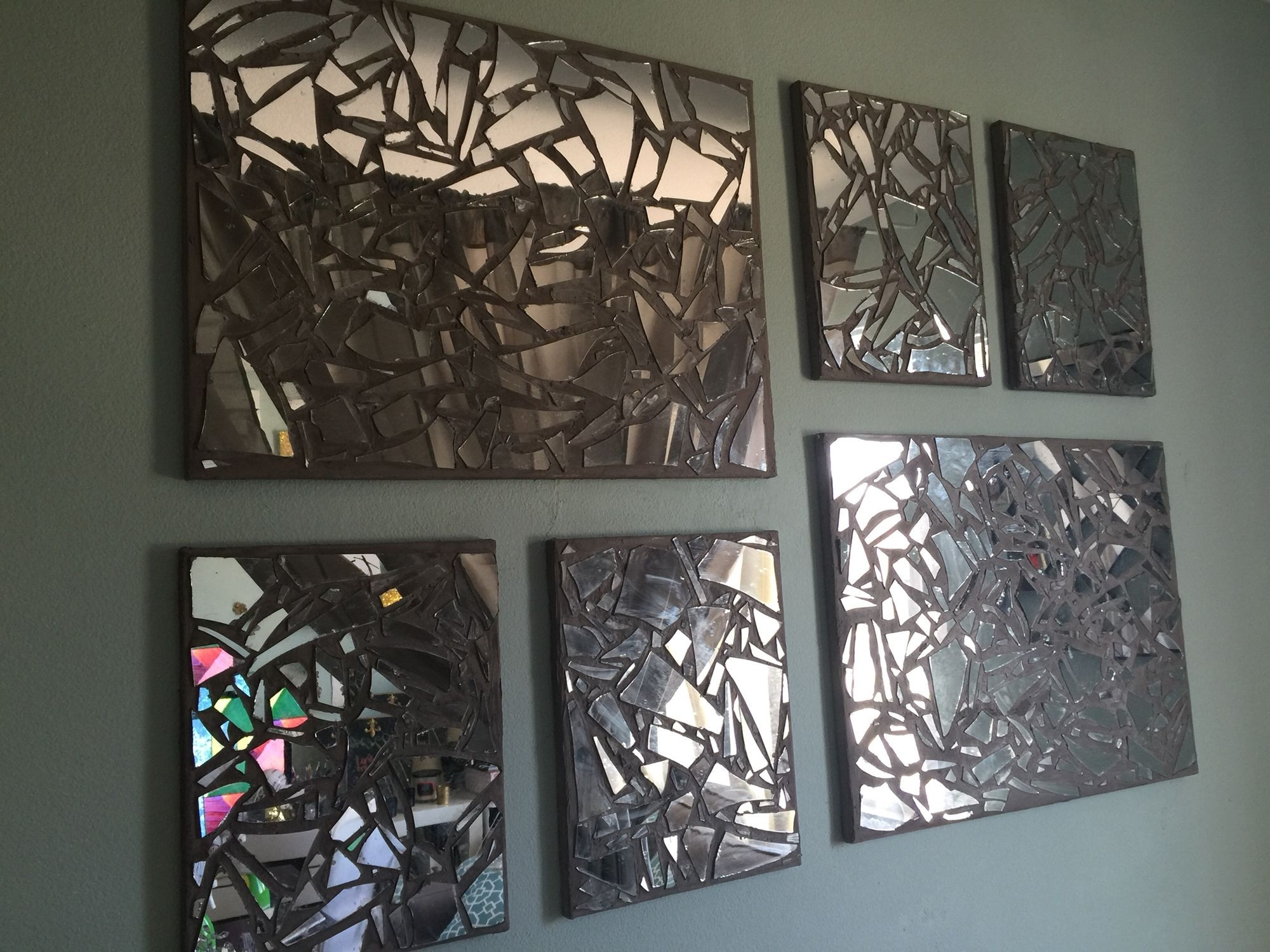 27 Trendy Bathroom Mirror Designs Of 2017 Inspiration Of Mirror Intended For Best And Newest Mirror Mosaic Wall Art (View 10 of 20)