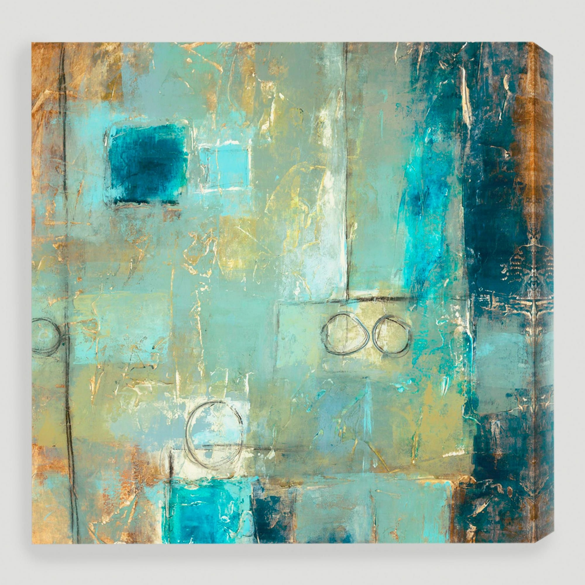 "40X40 ""variable State Ii""jane Bellows 