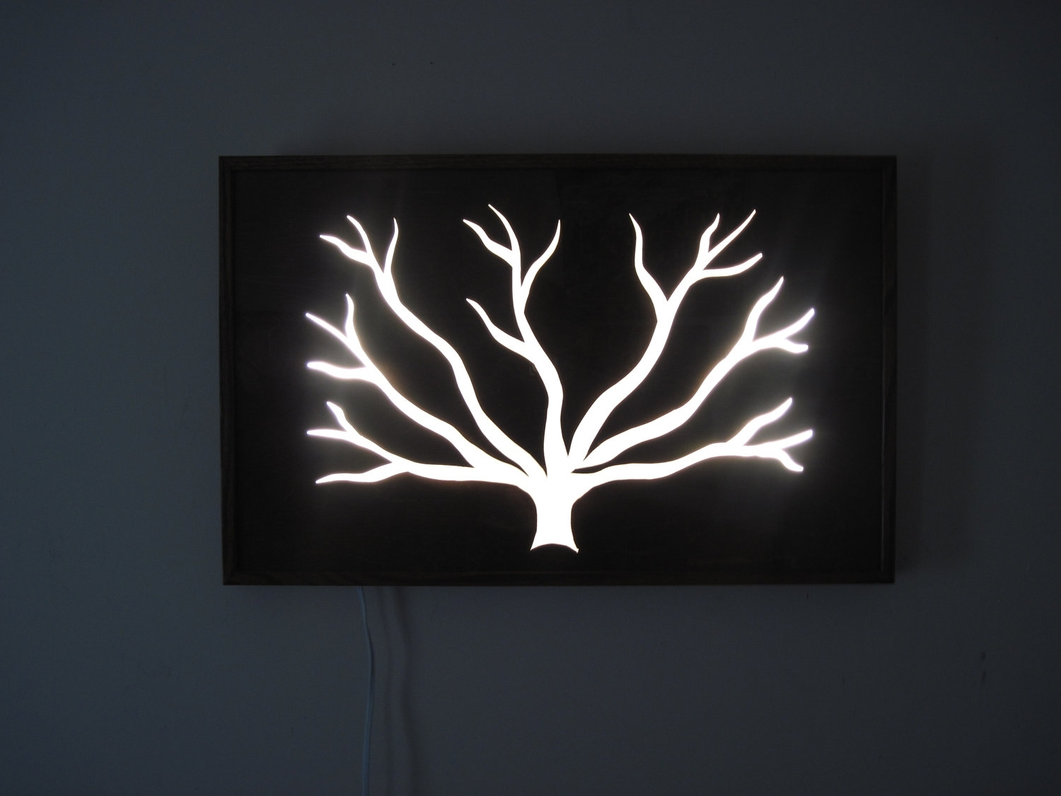 45 Lighted Wall Art, Metal Wall Art With Infused Color Changing Led Regarding Current Lighted Wall Art (View 4 of 20)