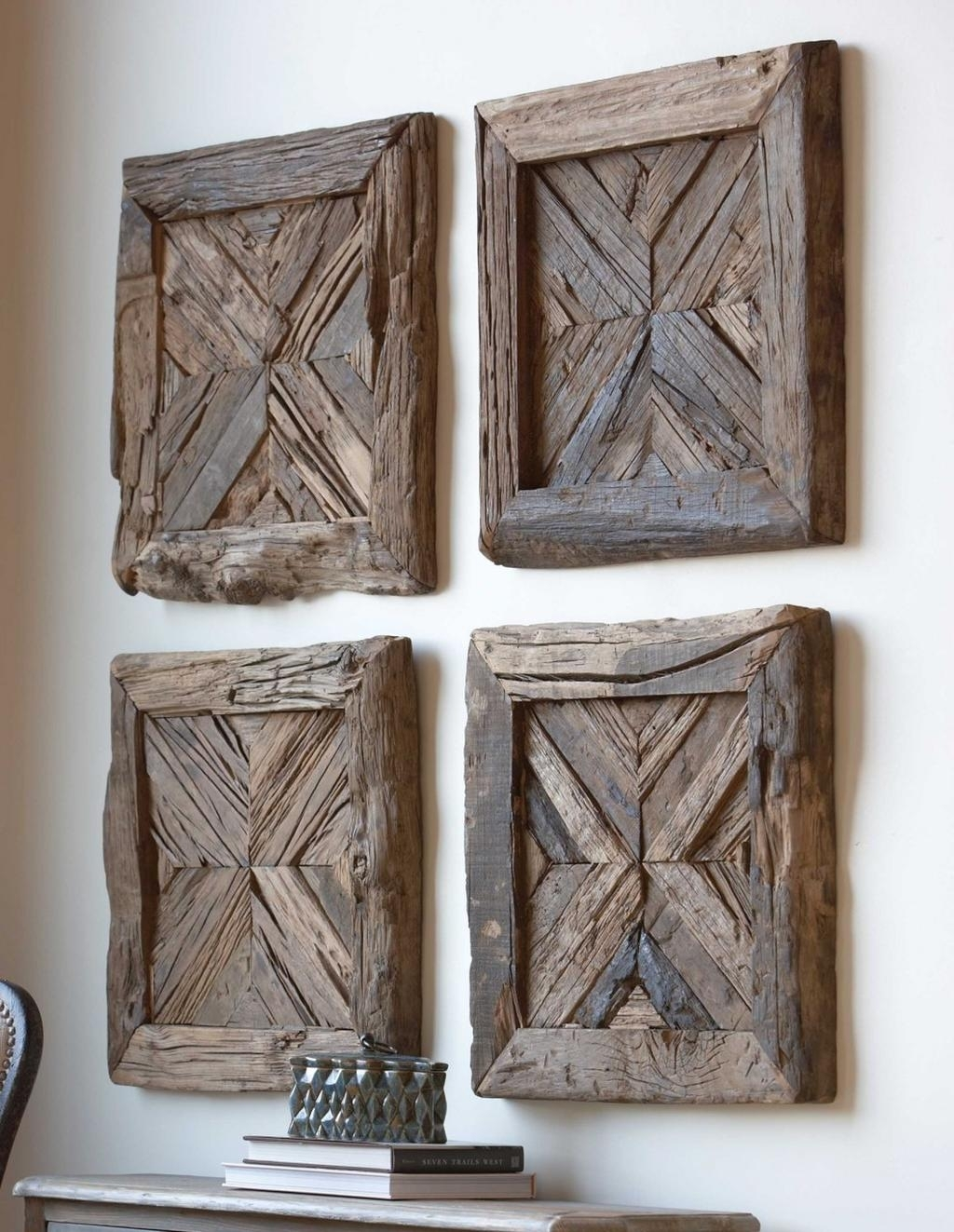 63299+ Great Examples Of Rustic Wall Art Furniture Home Design Ideas For Latest Rustic Wall Art (View 3 of 15)