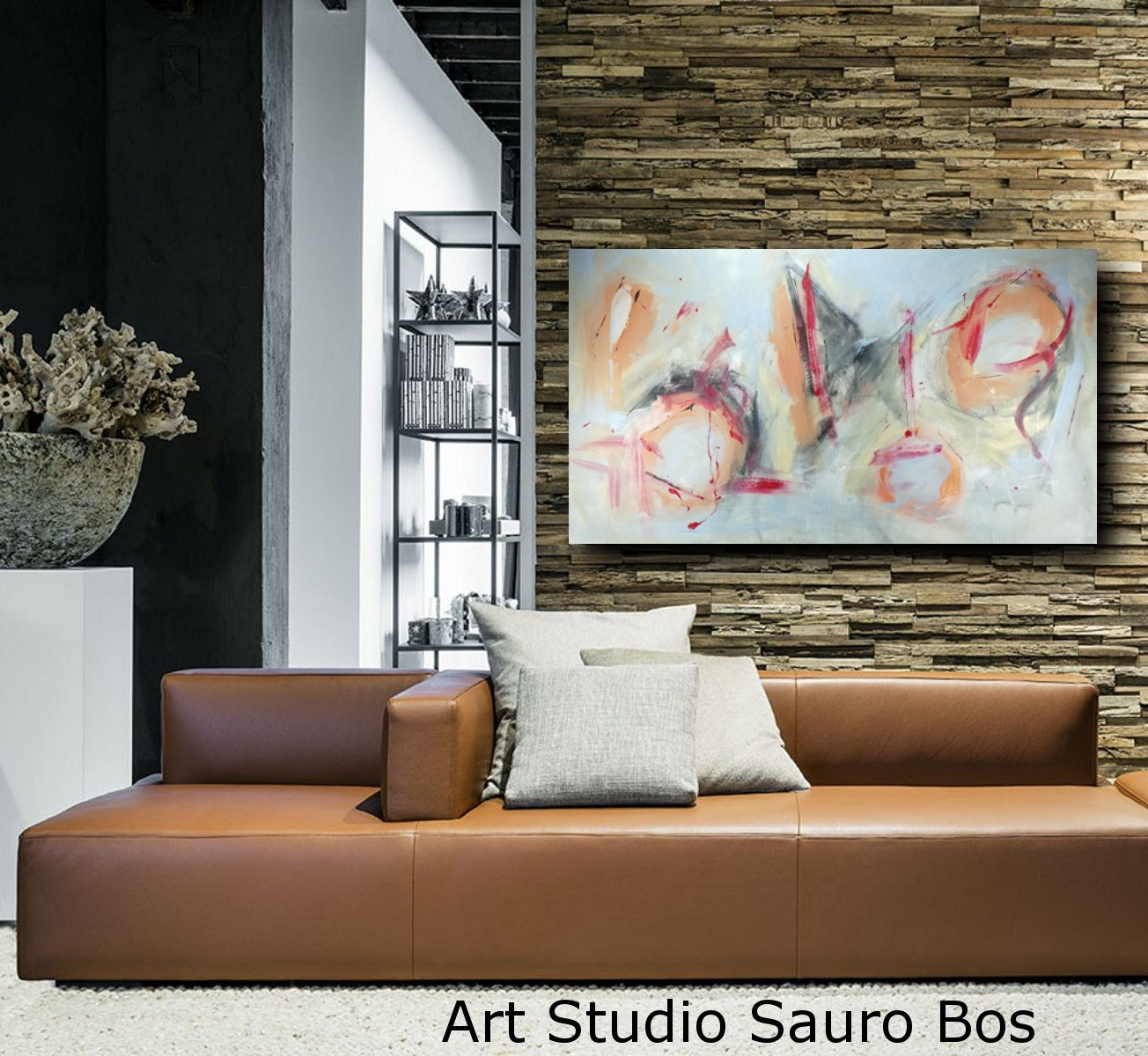 Abstract Large Wall Art Living Room 150X80 Throughout Most Current Large Wall Art (View 5 of 15)