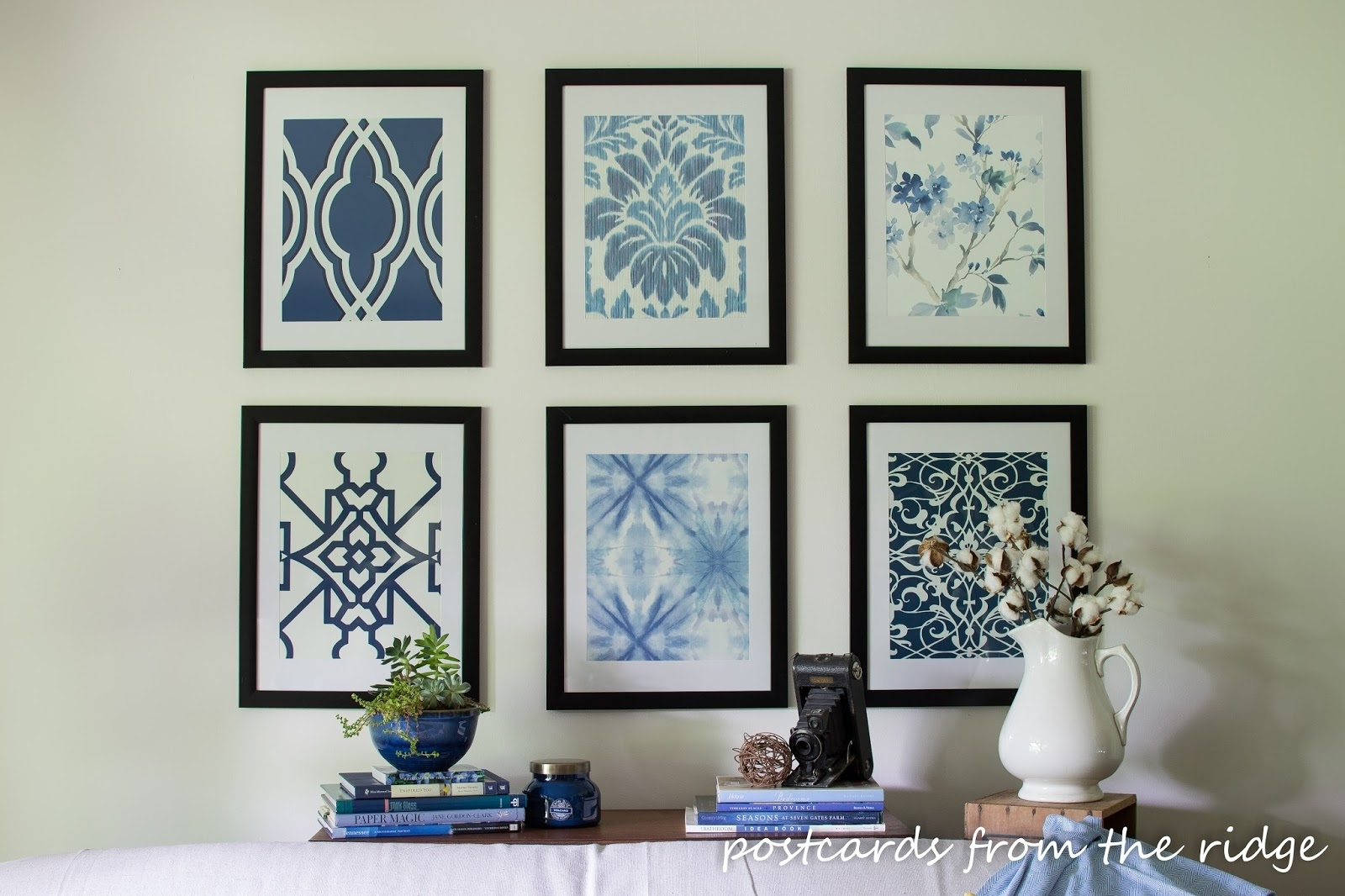 Affordable Diy Artwork Inspiredpottery Barn ~ Rock Your Knockoff Regarding 2017 Affordable Wall Art (View 2 of 20)