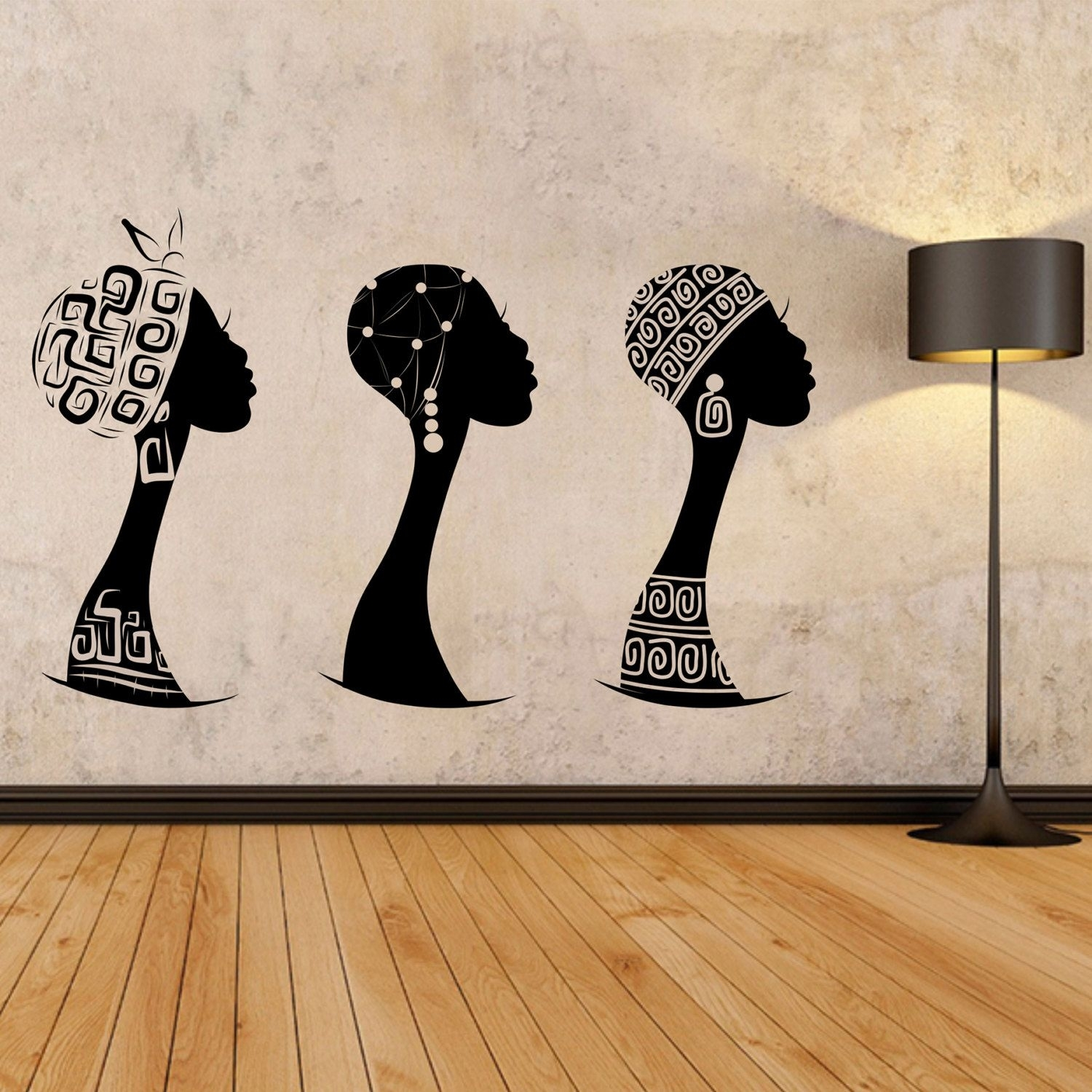 Afro Art | Etsy | Bb Art | Pinterest | Afro Art, Africans And Paintings Regarding Latest African Wall Art (View 1 of 15)