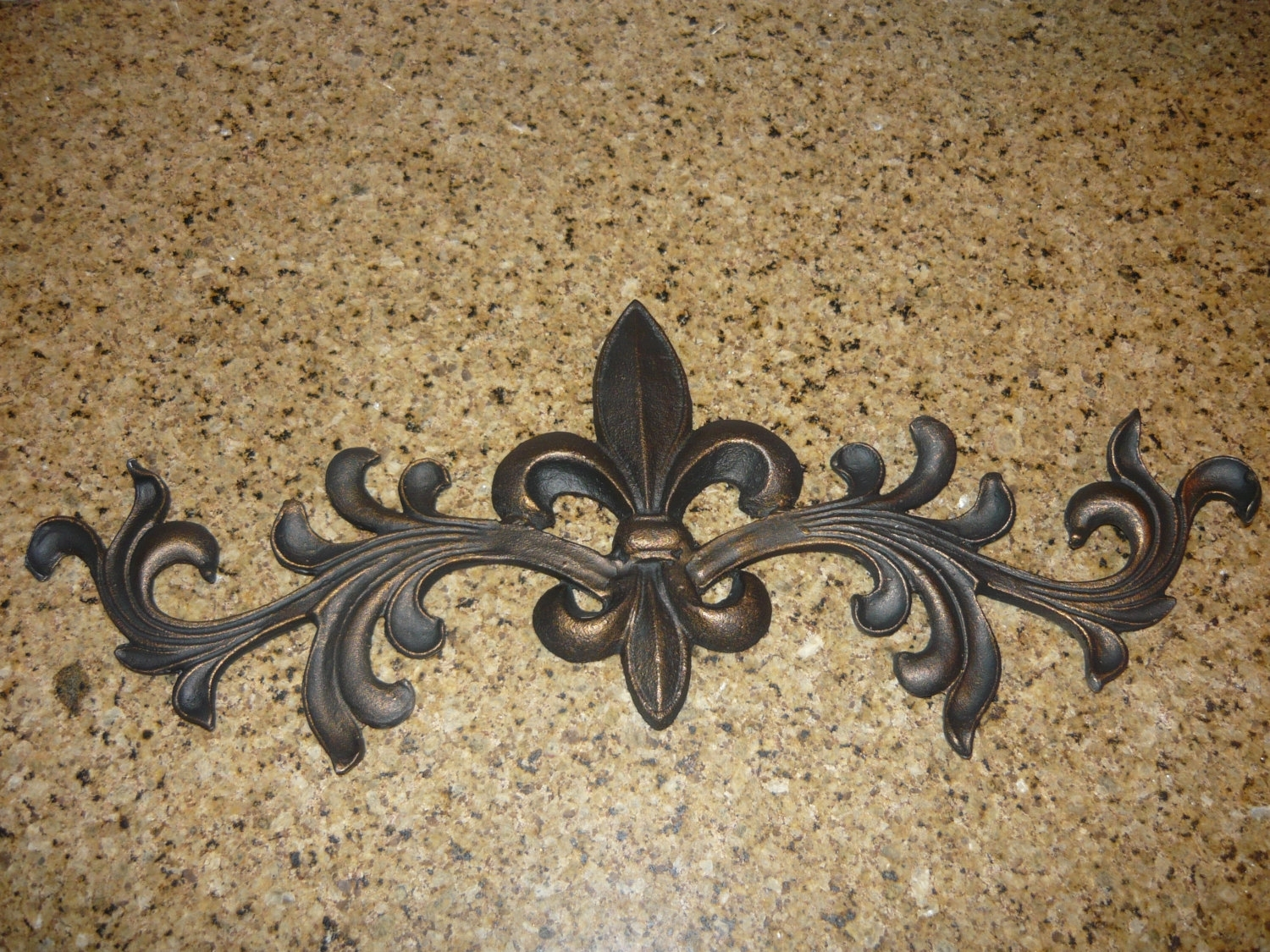 Amazing Fleur De Lis Metal Wall Decor Modern Home Lakaysports Com Intended For Latest Fleur De Lis Wall Art (View 6 of 20)