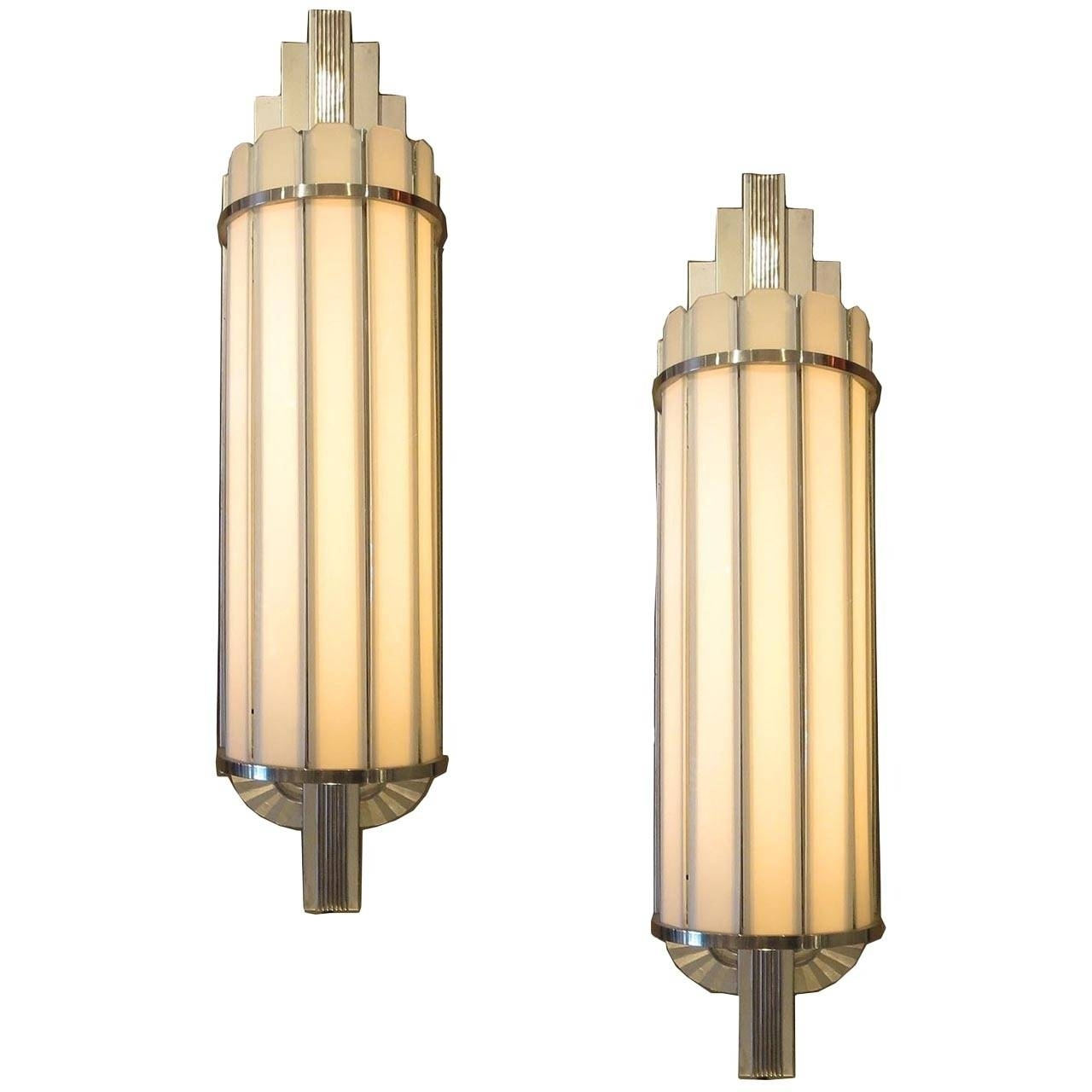 Popular Art Deco Wall Sconce