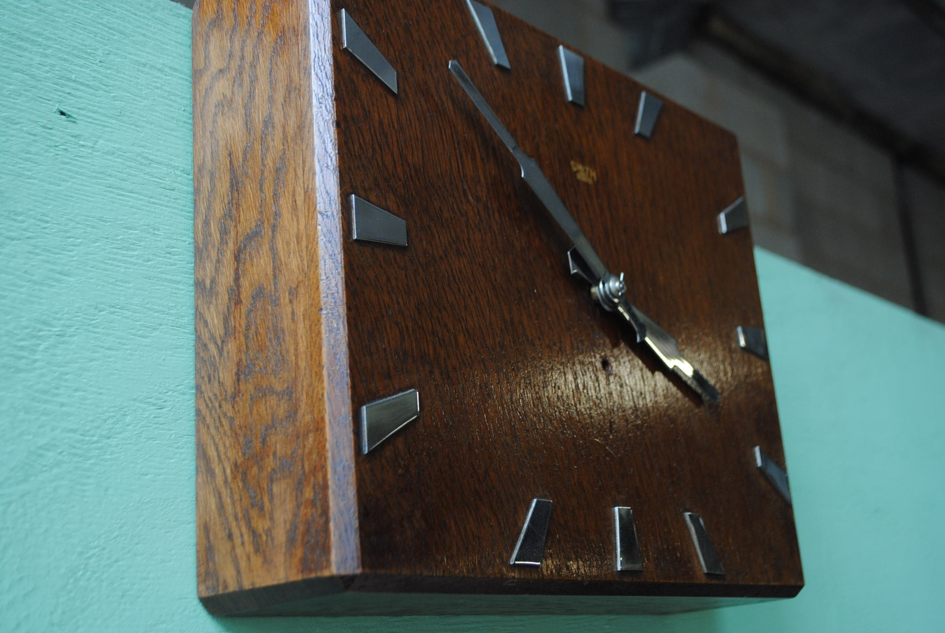 Art Deco Wall Clock || Cloud 9, Art Deco Furniture Sales Inside Most Recently Released Art Deco Wall Clock (View 9 of 20)