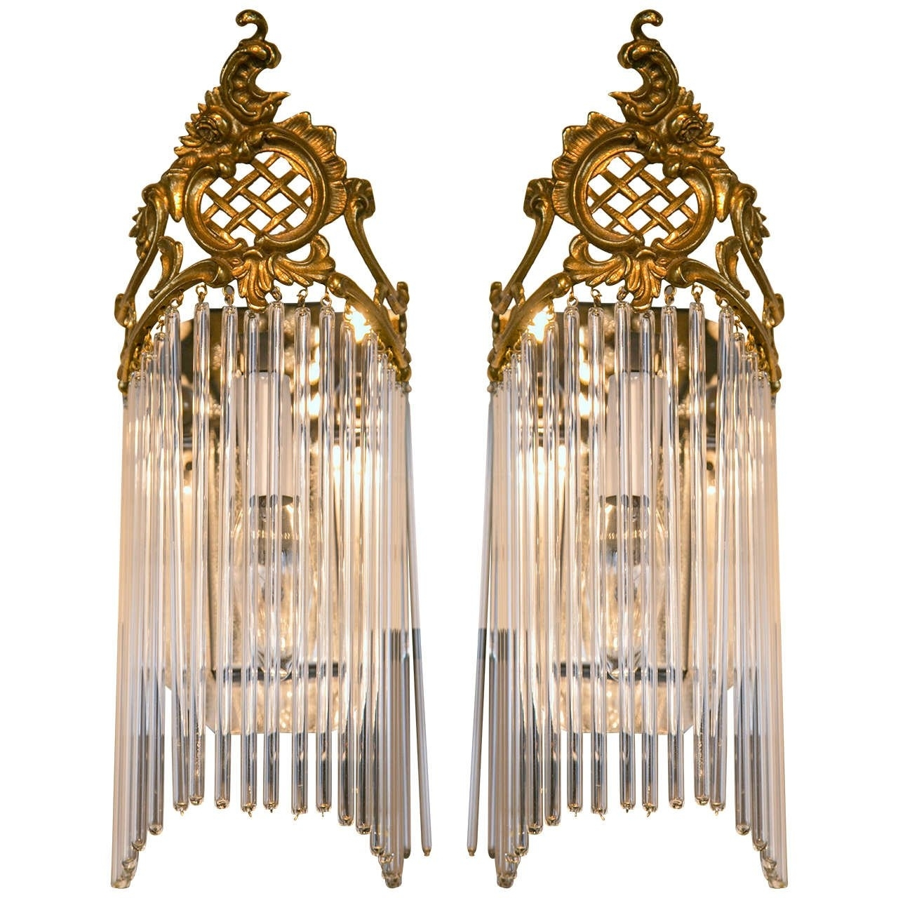 Art Deco Wall Sconces – Prix Dalle Beton Within Most Recently Released Art Deco Wall Sconces (View 10 of 20)