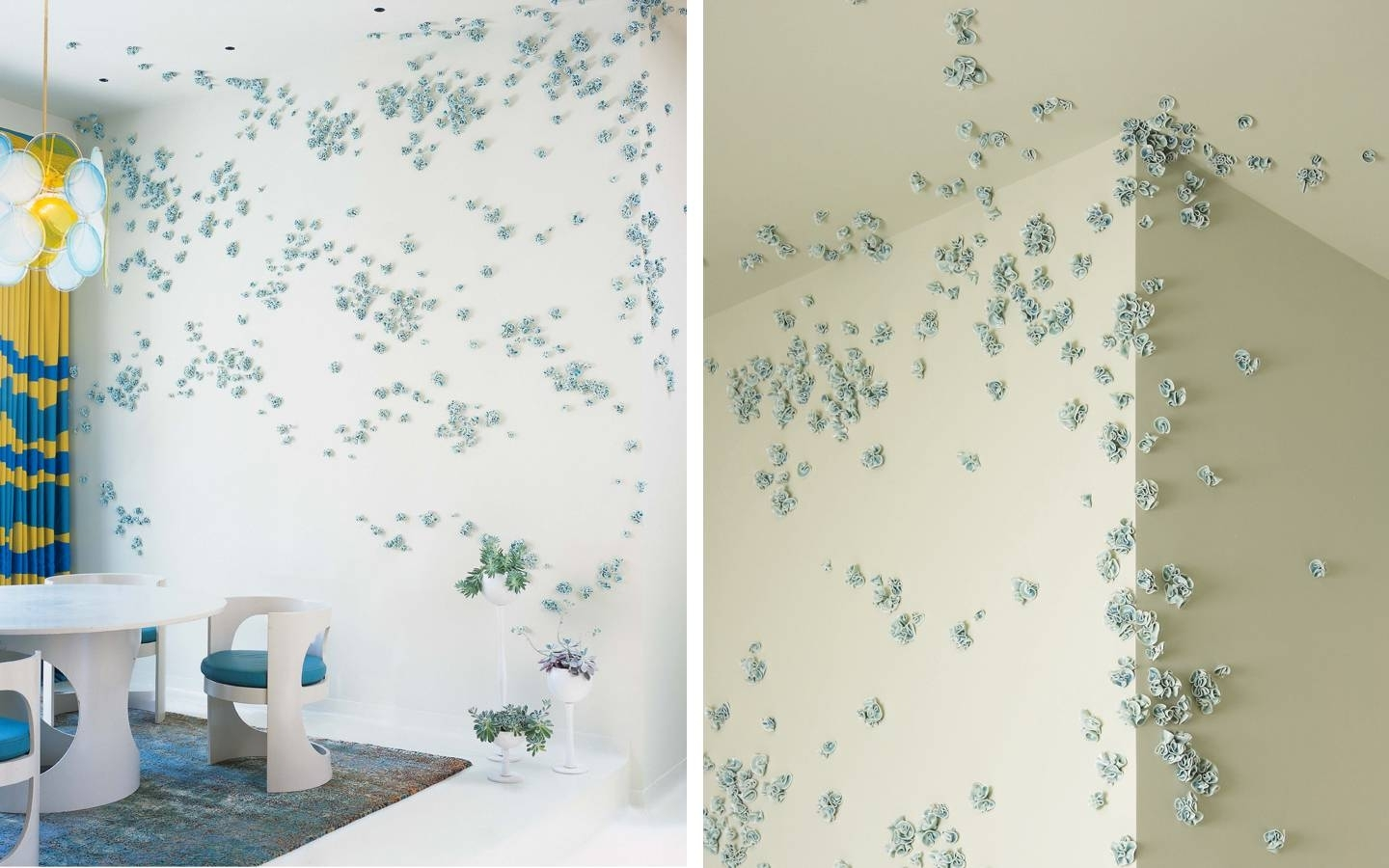 Art Installations | Amy Lau Design Within Most Recent Ceramic Wall Art (View 2 of 20)