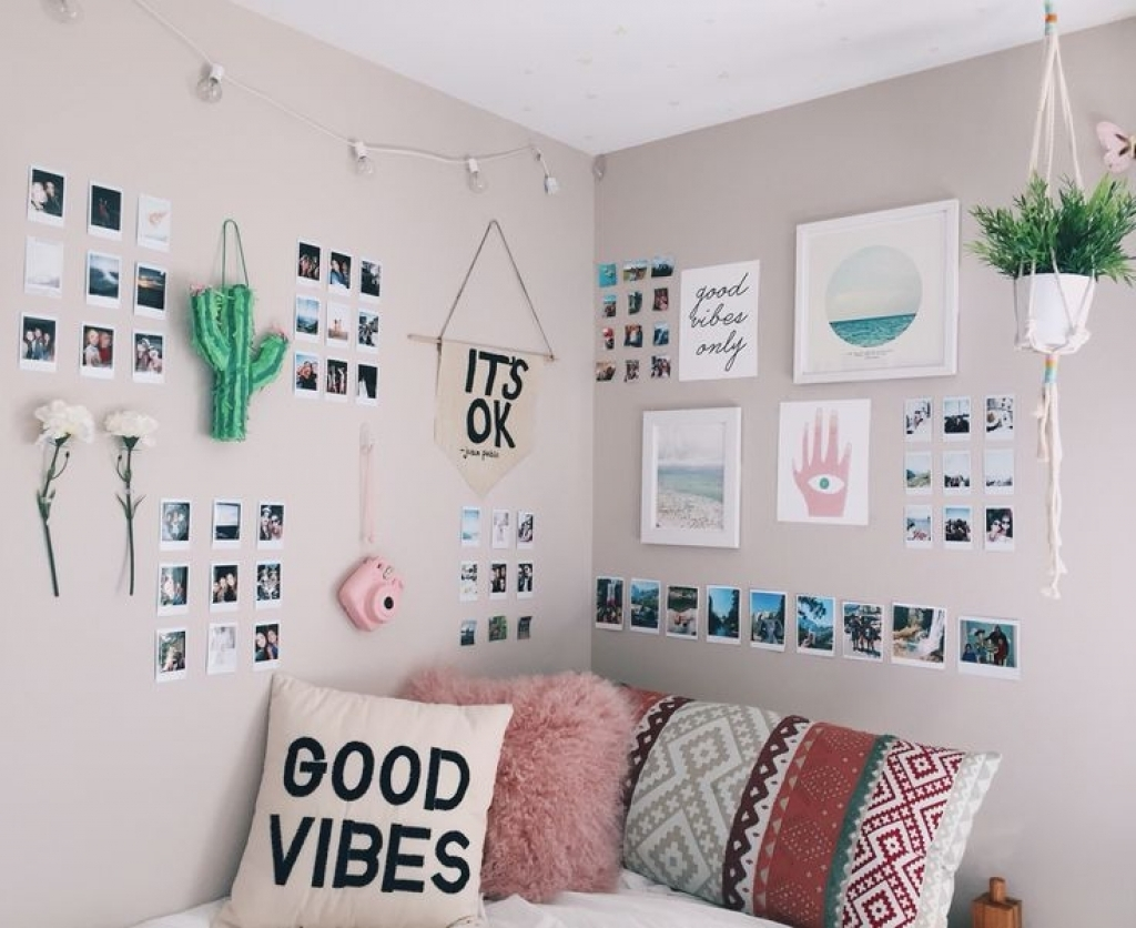 Art Walls Simple Diy Cute Wall Pinterest Decoration – Indianfebric Within Most Recently Released Teen Wall Art (View 8 of 20)