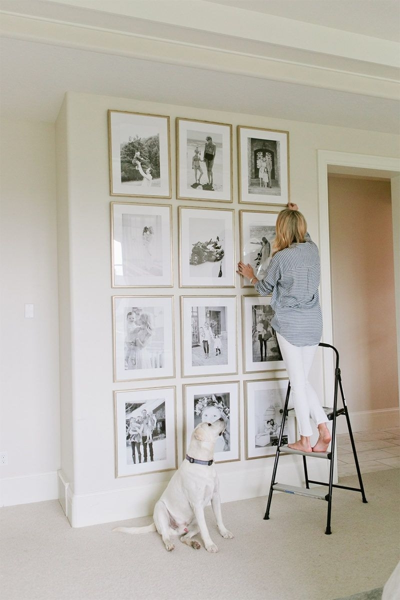 At Home With Framebridge Design Of Joss And Main Wall Art | Wall Art With Regard To Most Up To Date Joss And Main Wall Art (View 8 of 20)