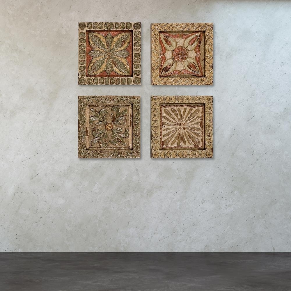 Attractive Carved Wood Wall Art : Andrews Living Arts – Carved Wood In Newest Wood Carved Wall Art (View 6 of 20)