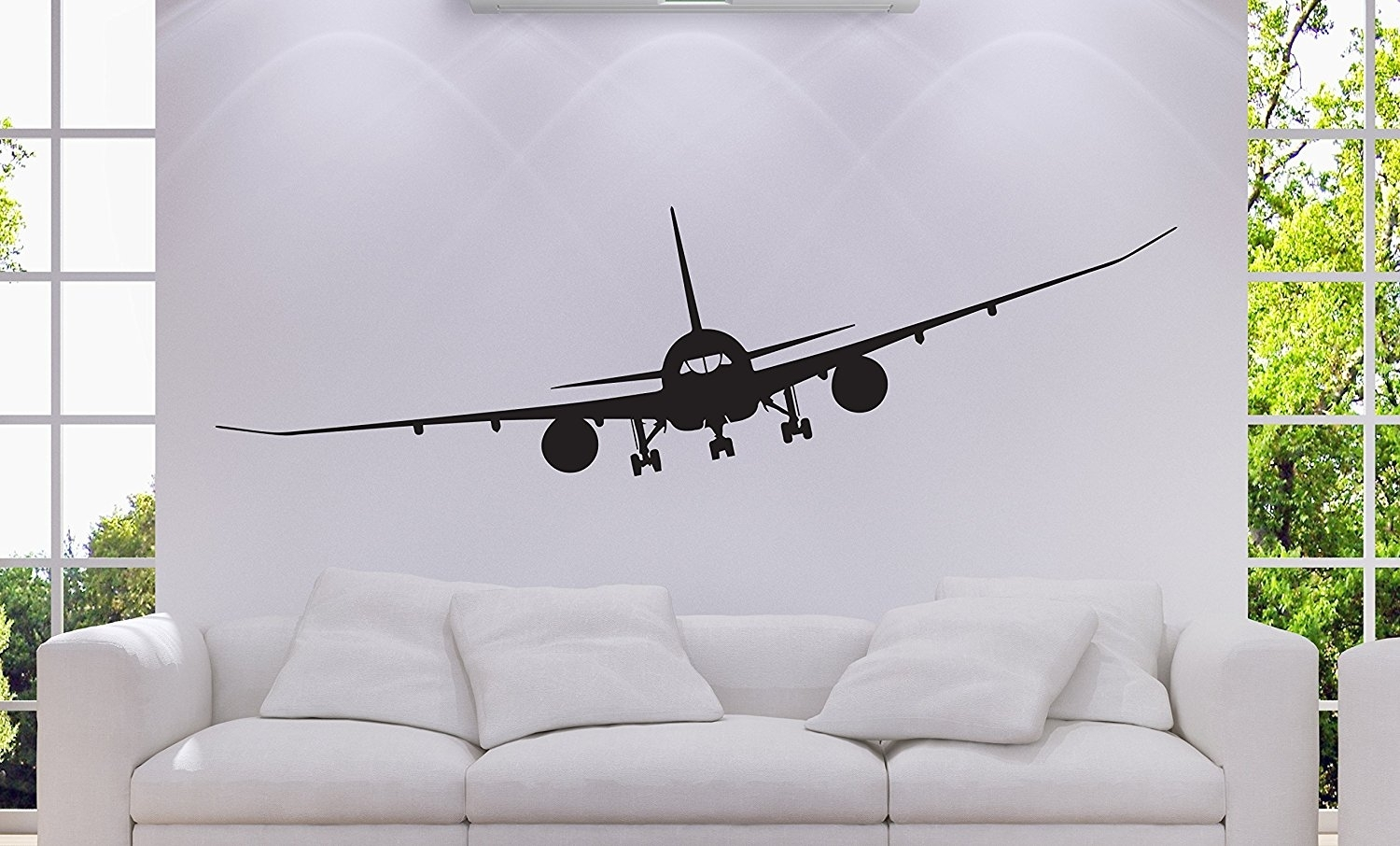 Aviation Wall Art Room : Andrews Living Arts – Cool Themed Aviation Within Recent Airplane Wall Art (View 12 of 20)