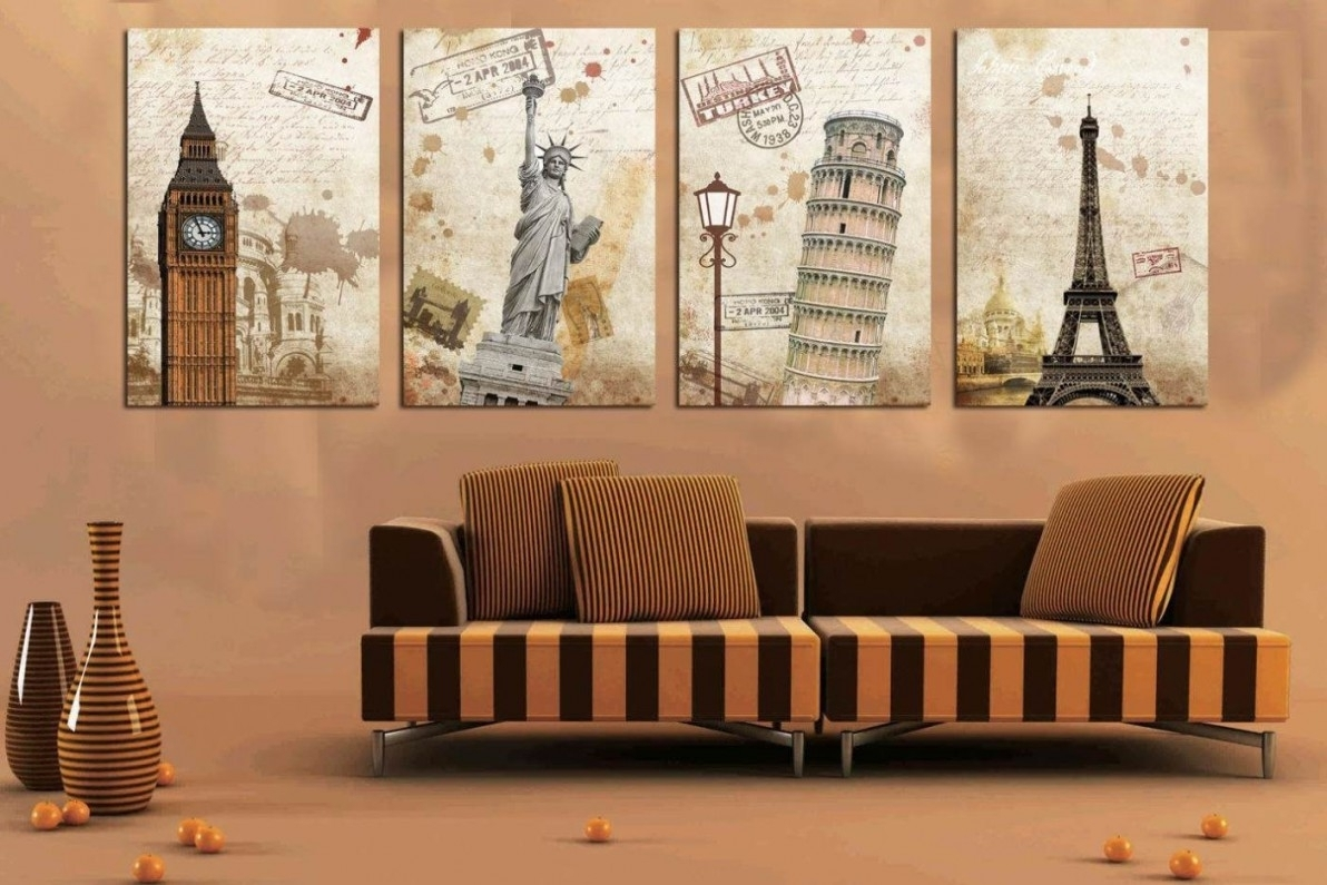 Awesome Canvas Wall Art Home Goods   Wall Decorations Intended For Latest Home Goods Wall Art (View 5 of 20)