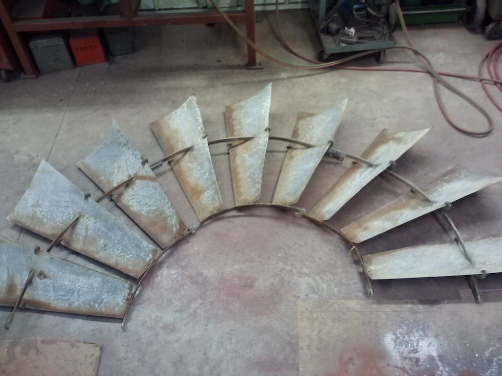 Awesome Old Windmill Wheels For Wall Art Paul U Crane Service Pict Within Most Recent Windmill Wall Art (View 6 of 20)