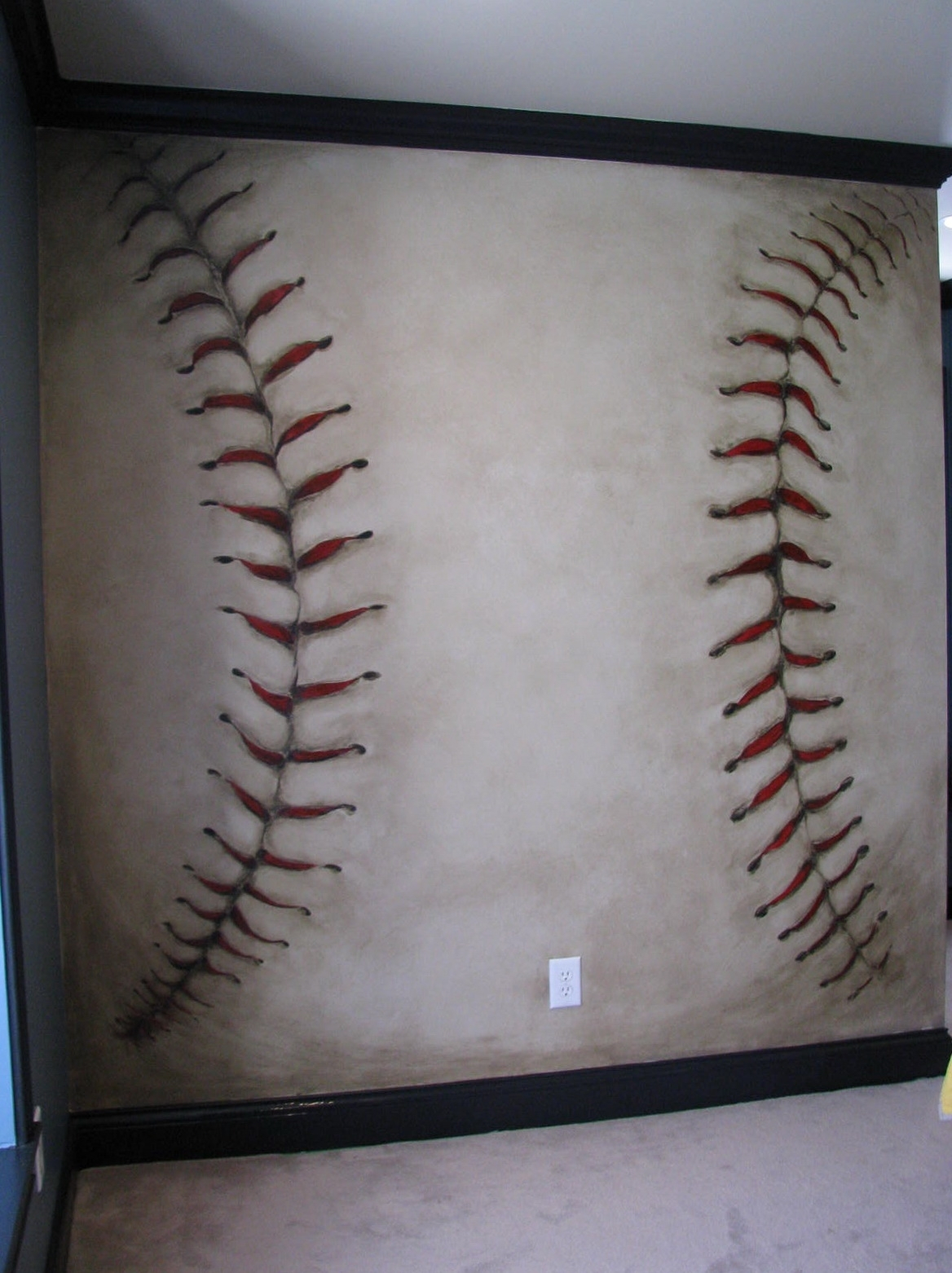 Baseball Wall Art – Prix Dalle Beton Throughout Best And Newest Baseball Wall Art (View 2 of 20)