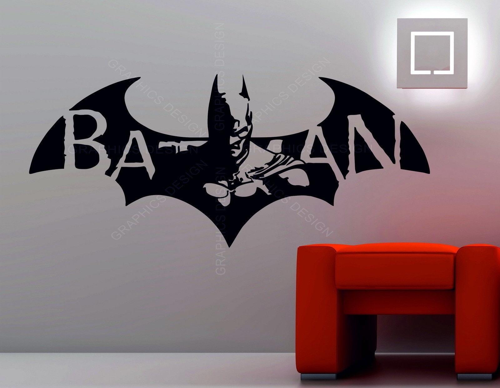 Featured Photo of Batman Wall Art