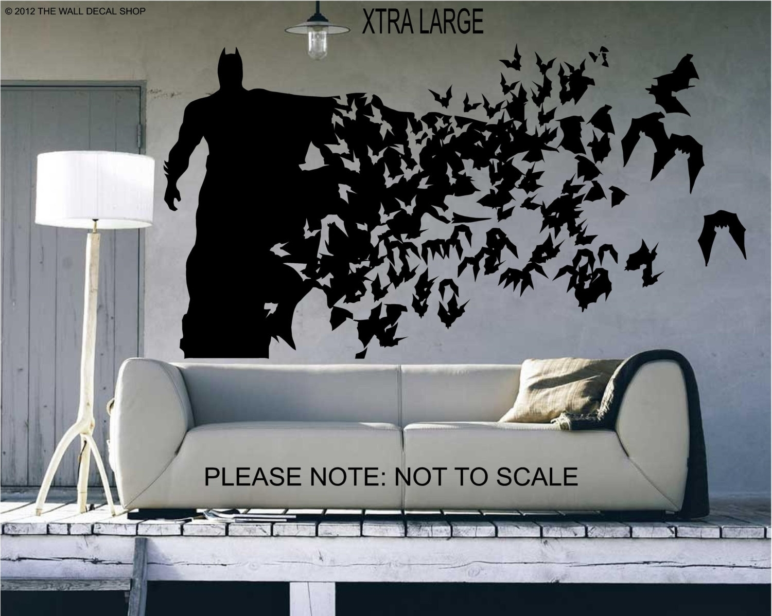 Batman Xtra Large Spectacular Batman Wall Art – Wall Decoration Ideas With Most Recently Released Batman Wall Art (View 14 of 20)