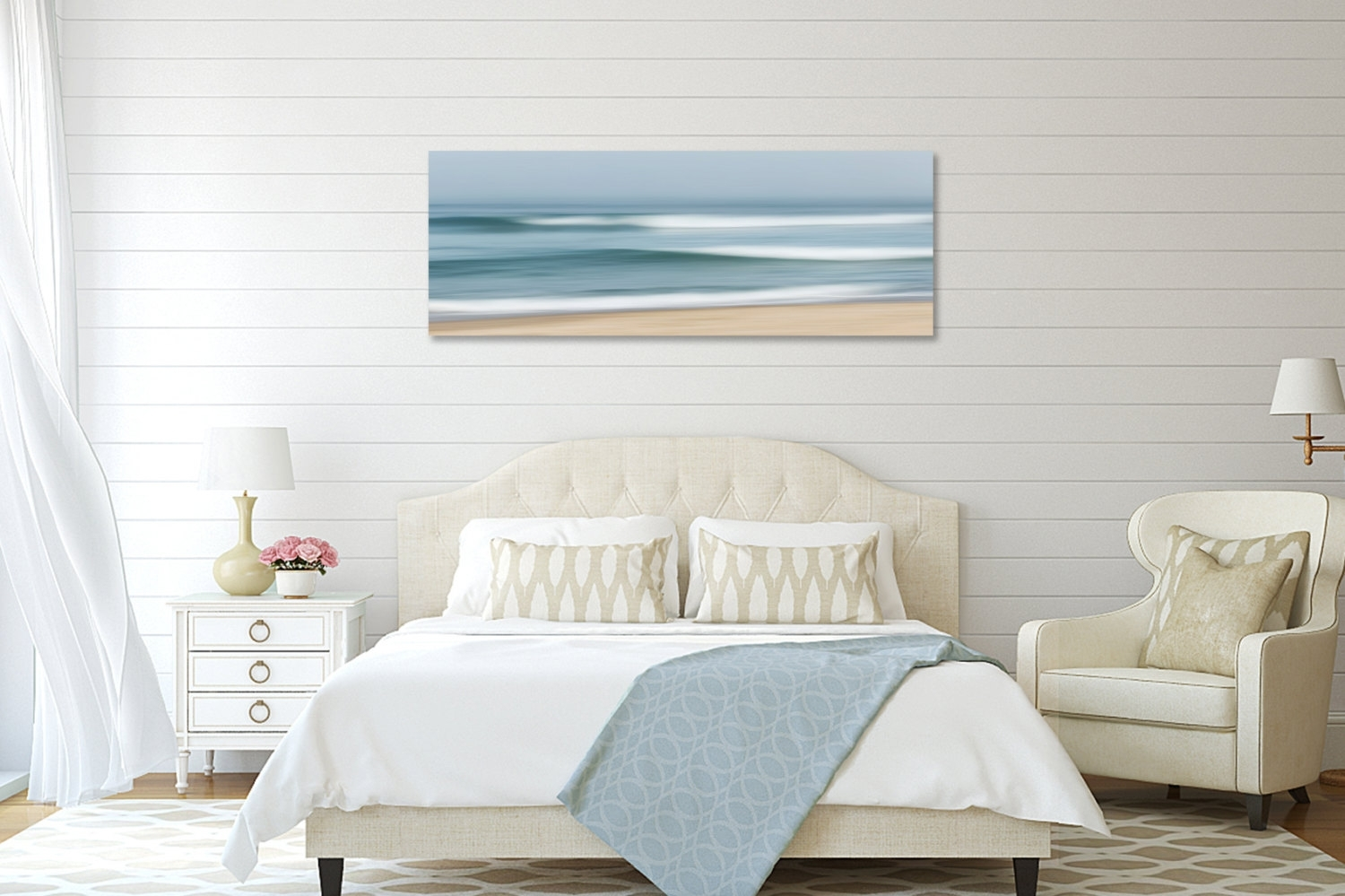 Beach Themed Wall Art Bedroom : Andrews Living Arts – Fresh Beach In Most Recently Released Large Coastal Wall Art (Gallery 3 of 20)