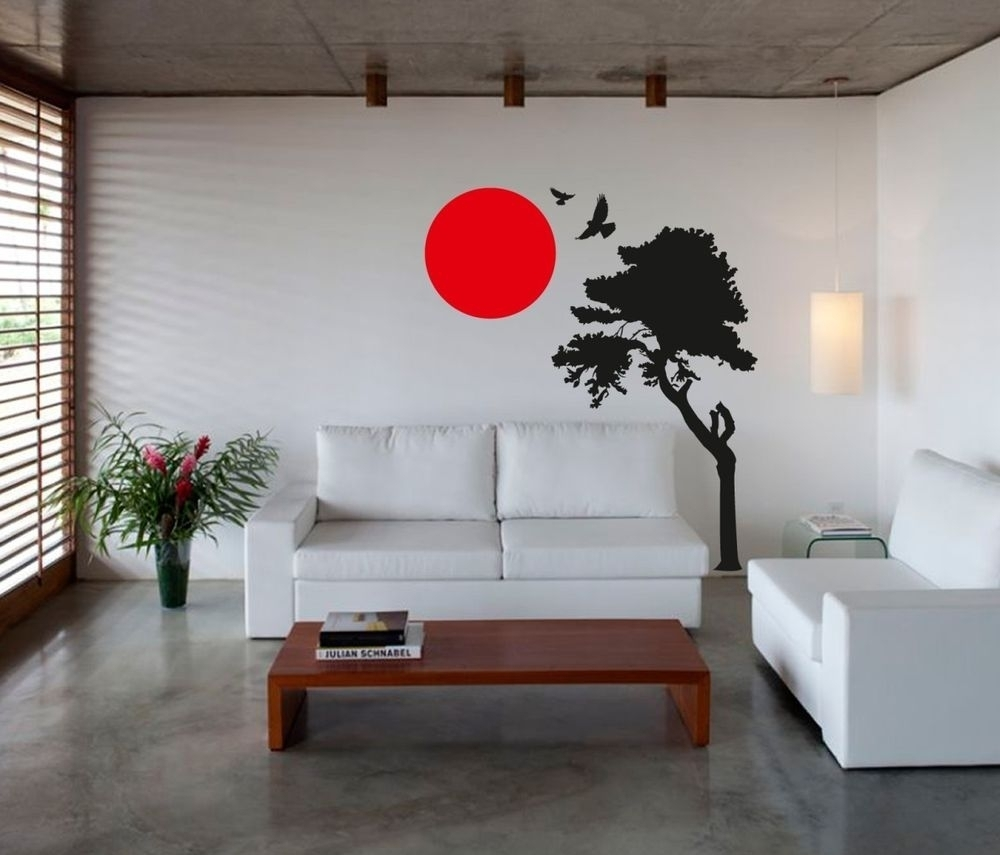 Beautiful Japanese Wall Art Ideas | Wall Decorations Within Latest Japanese Wall Art (View 3 of 20)
