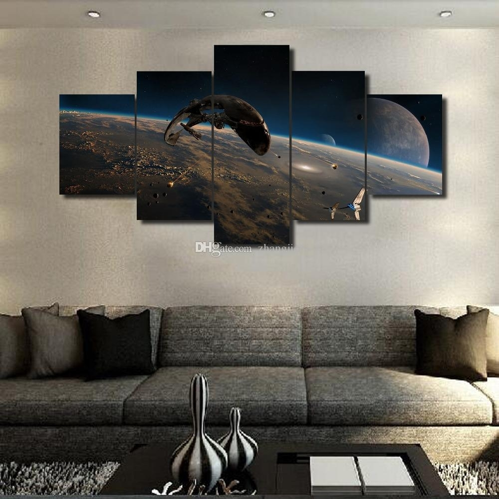 Beautiful Star Wars Wall Art – Wall Decoration Ideas With Newest Star Wars Wall Art (View 6 of 15)