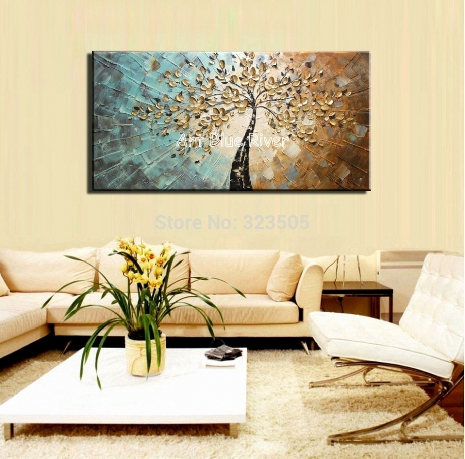 Beautiful Wall Art Paintings For Living Room India | Wall Decorations With Regard To Recent Living Room Wall Art (View 6 of 15)