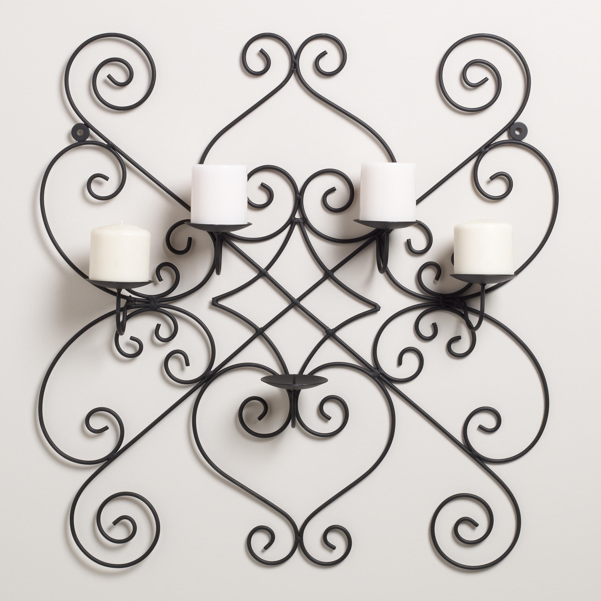 Benefit Of Wrought Iron Wall Decor — Charter Home Ideas Within Current Wrought Iron Wall Art (View 14 of 15)
