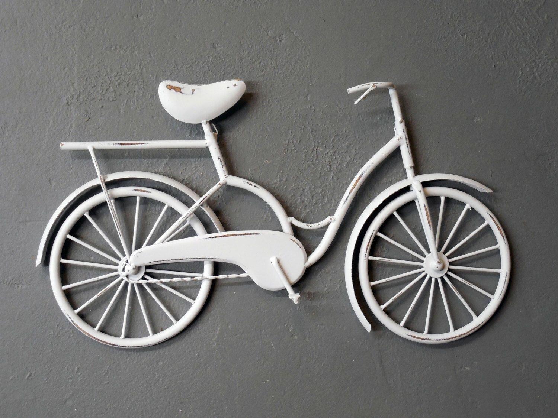 Bicycle Wall Art/ Wall Decor/bicycle/beach Decor/bicycle Decor For 2017 Bicycle Wall Art (View 10 of 20)