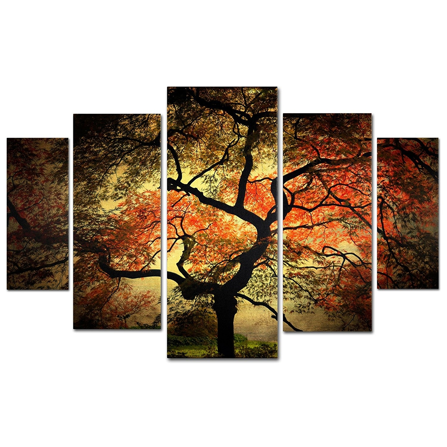 Bjinj Epic Panel Wall Art – Wall Decoration And Wall Art Ideas Intended For Most Recent Multi Panel Wall Art (View 5 of 15)
