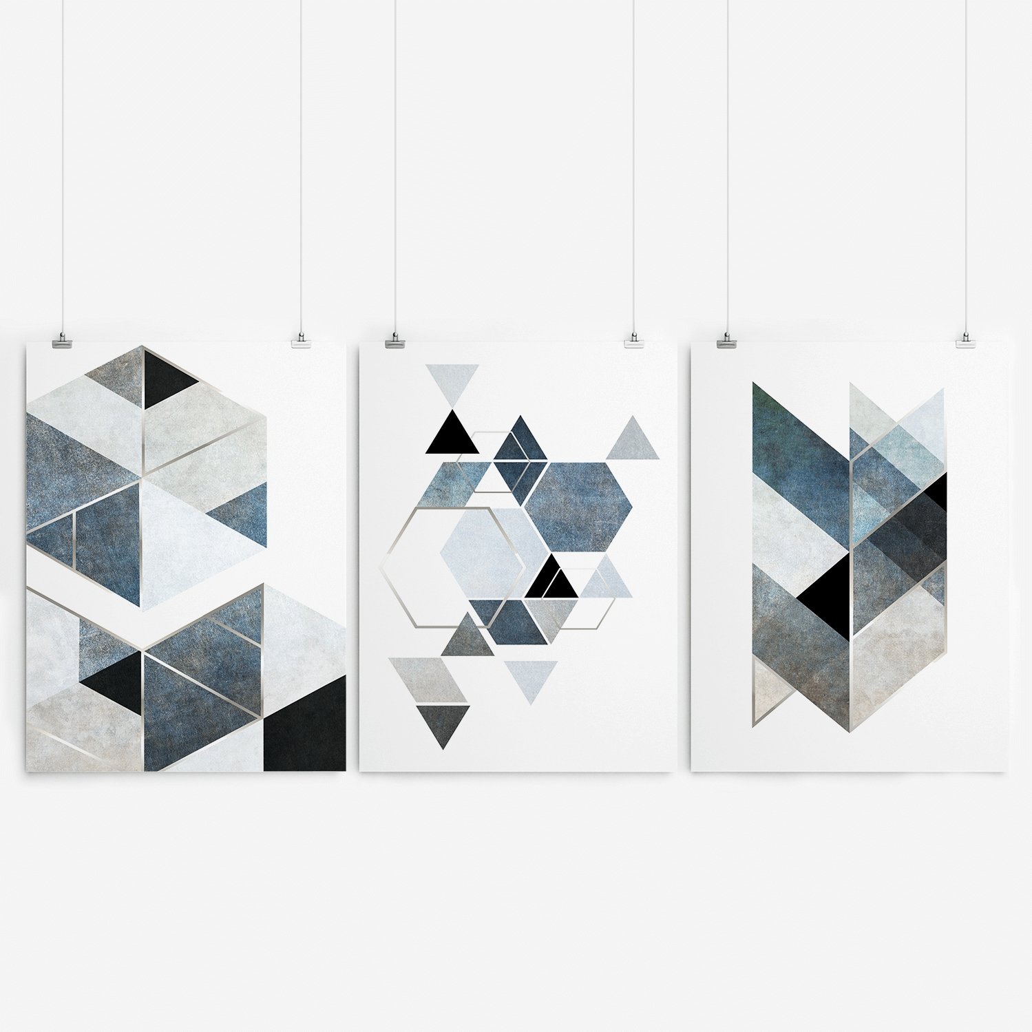 Black And White Geometric Wall Art | Artworld Art World In Most Recent Geometric Wall Art (View 5 of 20)