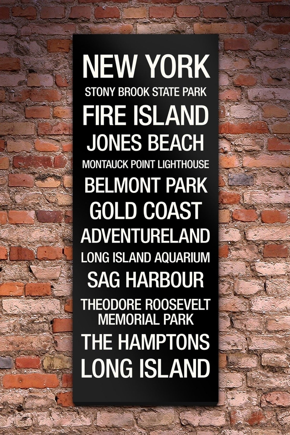 Born In Brooklyn Raised On Long Island . All My Childhood Memories Pertaining To Most Recently Released Long Island Wall Art (Gallery 1 of 20)