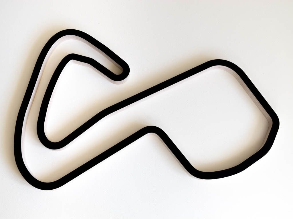 Brands Hatch (gp) | Pinterest | Wall Art Sculpture In Most Recently Released Race Track Wall Art (View 6 of 20)